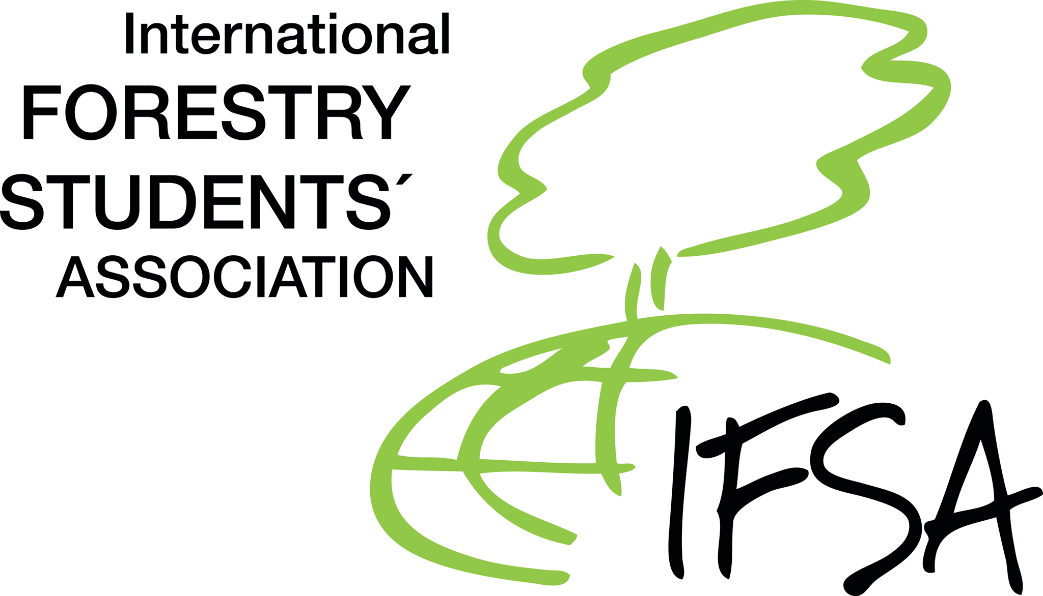 IFSA logo official colours